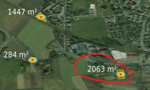 Quelle: Bing Maps, Melle, Oldendorfer Straße
